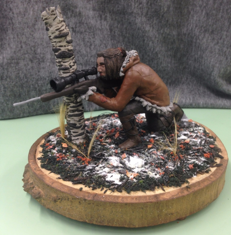 Dustin Lockwood Sculpture Shot 1
